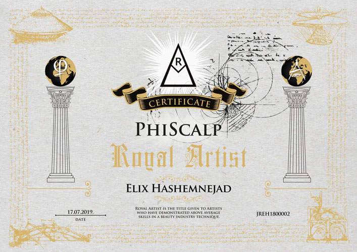 How to get official Phi Artist Certification
