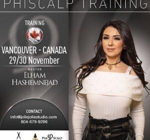 Phiscalp Micropigmentation Training Workshop, 29-30 November, Toronto, by Elix PhiScalp Master