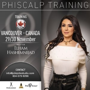 Phiscalp Micropigmentation Training Workshop, 29-30 November, Toronto, by Elix PhiScalp Master