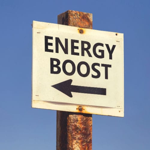 You need an energy boost